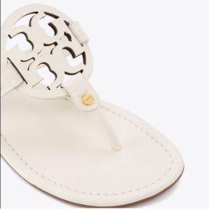 9f4eb35c1eb0 Tory Burch Shoes - 🆕 Tory Burch Miller Sandals Bleach